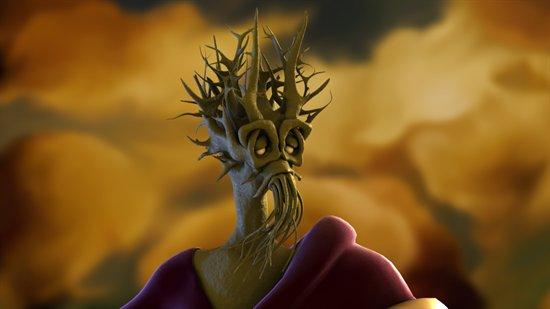 Figurdesign af Adrian Dexter
