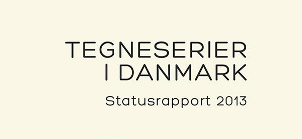 Vanen tro gør Dansk Tegneserieråd status over året der gik. Kig ind og se tegneserien 2013 i tal!